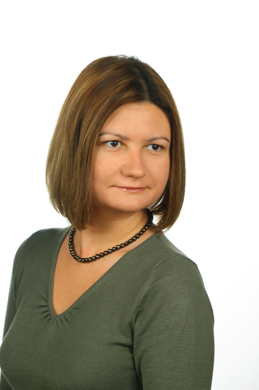 Dr Małgorzata Sęk